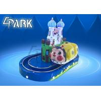 Attractive Supermarket Electric Train Ride For 2 Kids Warranty 1 Year Manufactures