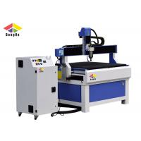 6090 Benchtop CNC Milling Machine With 1200 Mm * 1200 Mm T - Slot Table Manufactures