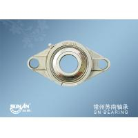 Corrosion Resistant Stainless Steel Bearing Unit SSUCFL206 / 2 Bolt Flange Bearing Manufactures