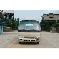 Commercial Vehicle Transport County Coach Bus Japanese Rural Coaster Type SGS / ISO Certificated Manufactures