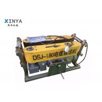 China Cable Pusher Machine Cable Conveyer With Electric Engine For Laying Cable on sale