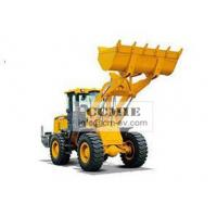Electrophoretic Coating XCMG 3 Ton Compact Wheel Loader LW300FN  High Efficiency Manufactures