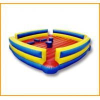 0.9mm PVC Inflatable Water Games , Customized Terrestrial Inflatable Arean Manufactures