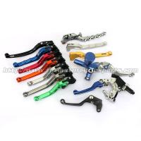 Custom Brake And Clutch Levers For Motorcycles Manufactures