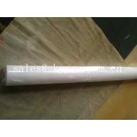 Quality Silicone rubber sheet for solar energy laminating machine maximum 3.8m wide for sale