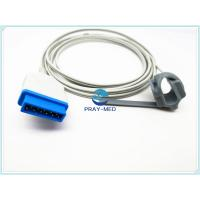 TS-F4-GE Datex Ohmeda S / 5 Adult Spo2 Sensor Peidatric 11 Pin Medical TPU Material Manufactures
