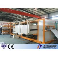 Buy cheap Plastic Vacuum Forming Machine , PS Foam Vacuum Thermoforming Machine from wholesalers