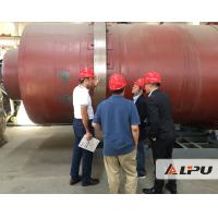 Buy cheap 3kw High Efficiency Industrial Drying Equipment For Gypsum Limestone from wholesalers