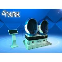 Arcade Game Machine VR Egg Chair , 9d Virtual Reality Cinema Manufactures