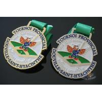 Buy cheap Baseball Awards Sport Events Metal Running Medals, Die Casting Soft Enamle With from wholesalers