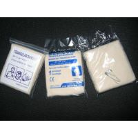 China 100% cotton gauze medical triangular bandage (with CE.ISO certificate) on sale