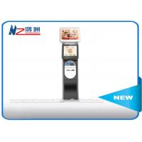 Fast Food Self Service Ordering Kiosk , Self Service Restaurant Payment Kiosk Manufactures
