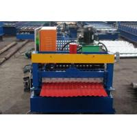 380V Electrical Corrugated Roll Forming Machine For 850mm Width Roofing Sheet Manufactures