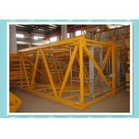Custom Construction Tower Crane Mast Section for Liebherr 256HC Manufactures