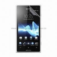 China Anti-reflection Protector Film for Sony Xperia Acro S on sale