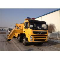 Heavy Duty Safety Road Wrecker Truck Manufactures