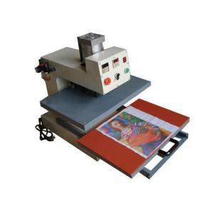 China T-shirt heat press machine(heat transfer machine)withCE&best price on sale
