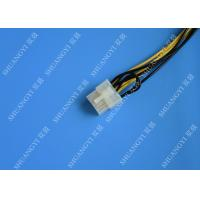Quality Flexible Cable Harness Assembly , 6 Pin PCI Express Power Extension Cable for sale