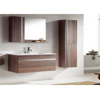 Customized Size Prima Vanity Waterproof Particle Board  Modern Style Manufactures