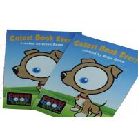 4 color Childrens Offset Book Printing  Manufactures