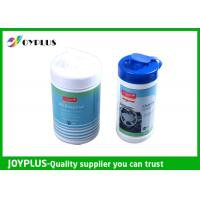 All Purpose Cleaning Wet Wipes , Disposable Wet Wipes Customized Color Manufactures