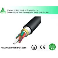 Aerial adss 24 core fiber optic cable Manufactures