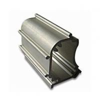 Mill Finished Aluminum Extrusion Profiles , T4 Industrial Electrical Shell Manufactures