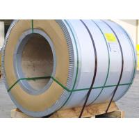 Quality Wear Resistant Stainless Steel Sheet Coil , 409 410 430 Roll Of Sheet Metal for sale