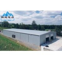 20M Outdoor Warehouse Tents Light Frame Steel Structure With ABS Walls Manufactures