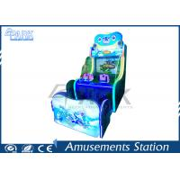 Children Playground Equipment Shooting Arcade Machines with Rotational Molding Material Manufactures