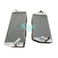 Motorcycle Replacement Cooling Radiator For SUZUKI RMZ450 2006 Manufactures