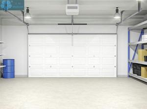 Intelligent Panel Sectional Overhead Garage Door Automatic Gate Manufactures