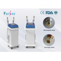 White 80W max output power fractional rf micro needle machine rf microneedle machine Manufactures