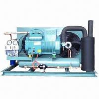 China Cold Room Refrigeration Equipment, Air-cooled Condensing Unit for Fruits and Vegetables on sale