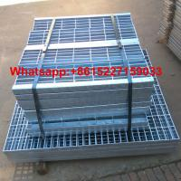 Catwalk hot galvanized steel grating Manufactures