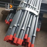 Dia 46mm Geological Drill Rod Rock Drilling Tools With Forging Process Manufactures