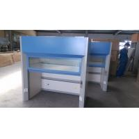 CE Approved Table Model Fume Cupboard Benchtop Type Fume Cabinet 1.2 meters Galvanized Steel Desktop Type Lab Fume Hood Manufactures
