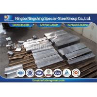 Quality Hot Rolled O1 / 1.2510 / SKS3 Precision Ground Steel Flat Bar Cold Work Tool for sale