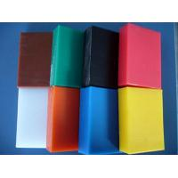 Industrial Engineering UHMWPE Sheet , Food Industry UHMWPE Plate Manufactures
