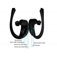 V4.1 Wireless Bluetooth Earbuds Headphones Sport Sweatproof For Running Workout Manufactures