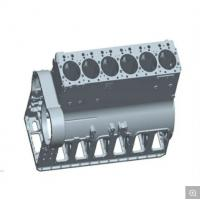 Cylinder Block High Precision Mold For Motorcycle Parts Low Pressure Casting Manufactures