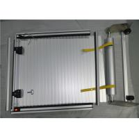 Special Vehicles Fire Truck Aluminum Roller Shutter Doors Durable Manufactures