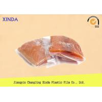 Quality 50-120 Micron Printed Vacuum Food Storage Bags For Meat Environment-friendly for sale