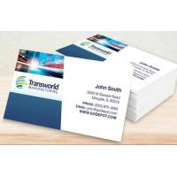 Colorful Custom Business Brochures / Flyers Recycled Material Manufactures
