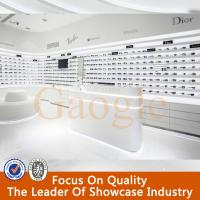 Luxury Custom Furniture For Optical Shop Manufactures