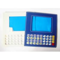 Quality Flat Keypad Waterproof Membrane Switch LED for Analytic Instrument for sale