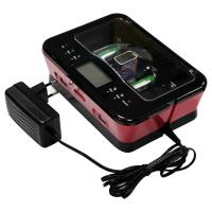 USB Alkaline Battery Charger Battery Station Pro for Standard Batteries Manufactures