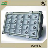 IP66 Waterproof 100w Gas Station LED Canopy Light 120° , AC 240V LED Floodlight Manufactures
