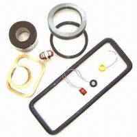 Nanocrystalline Coils with Steel Case, Comes in Circle or Rectangular Shape Manufactures