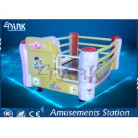 Shopping Center Electronic Arcade Amusement Game Machines Happy Pogo For Kids Manufactures